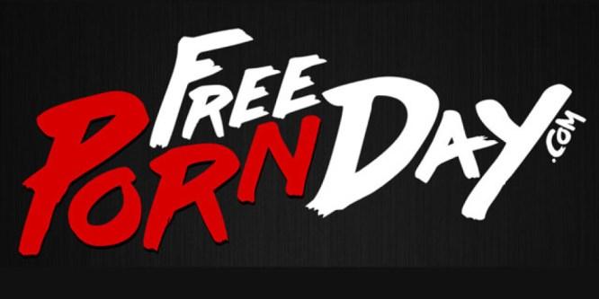 Free Porn Day : le jour du porno gratuit