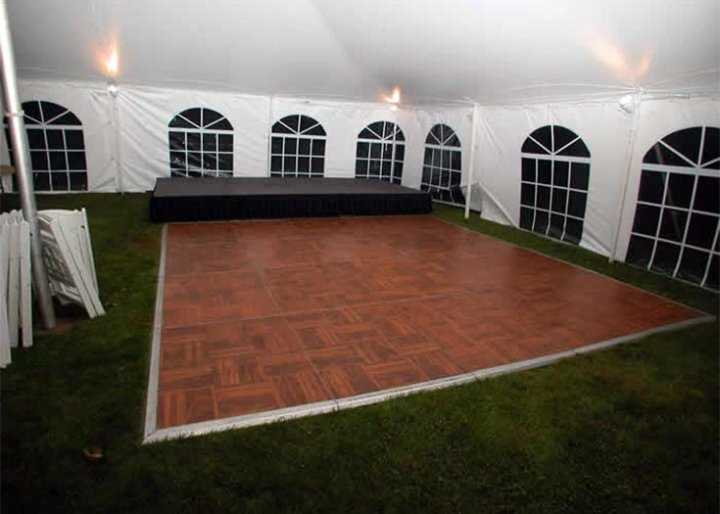 View Different Dance Floor Configurations And Materials