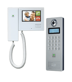 Innovative Smart Video Door Entry System