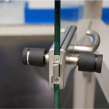Adding Access Control to Glass Doors