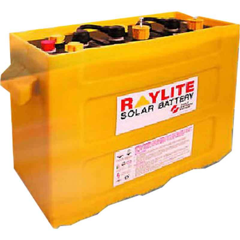 Raylite Battery Specialized Solar Systems