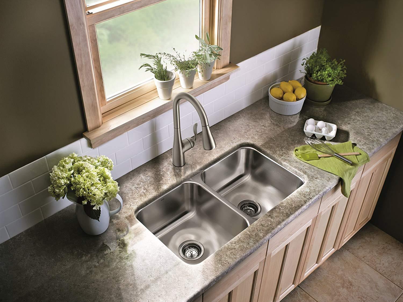 moen 7594csl arbor faucet single handle