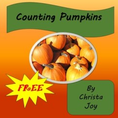 counting pumpkins