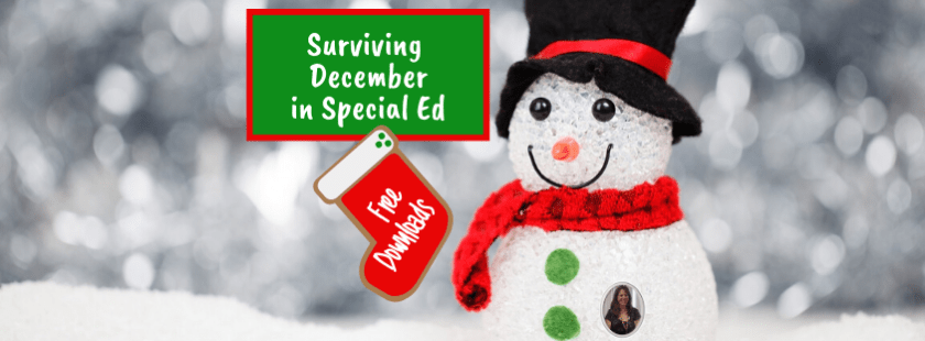 Surviving December in Special Education