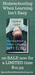 Homeschooling When Learning Isn't Easy on summer sale now! $12.99