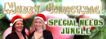"""Merry Christmas from Special Needs """"Jingle""""!"""