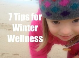 Seven Ways to Winter Wellness for your special needs child