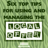 Six top tips for using – and managing – your SEND Local Offer