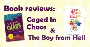 Book reviews: Caged In Chaos, The Boy from Hell