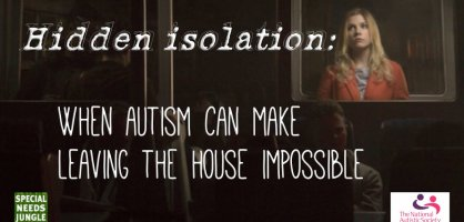 Hidden isolation: When autism can make leaving the house impossible