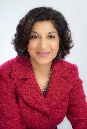 Kamini Gadhok MBE, CEO of the RCSLT