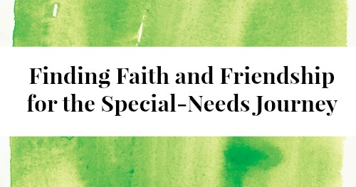 finding faith and friendship