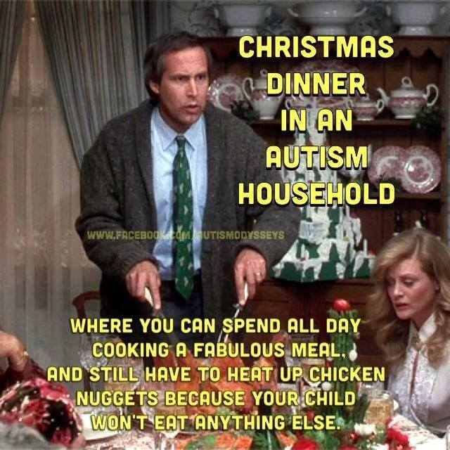 Christmas Vacation Quotes Leave You For Dead: Special Needs Parenting