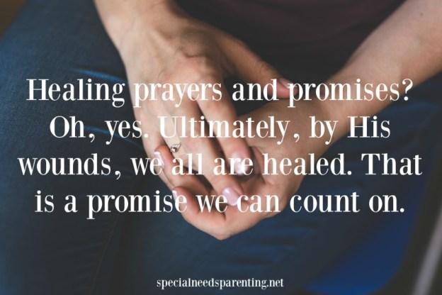 healing prayers