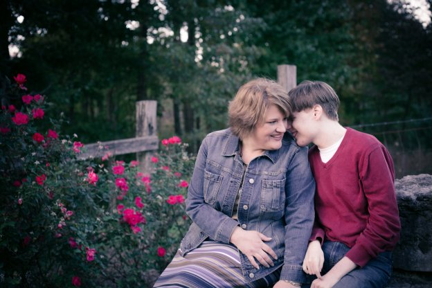 Like Mary, special-needs moms are chosen and favored