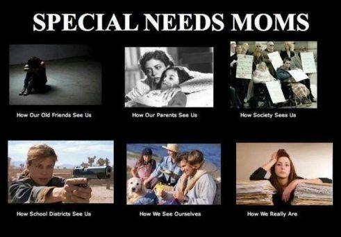 spcial need mom
