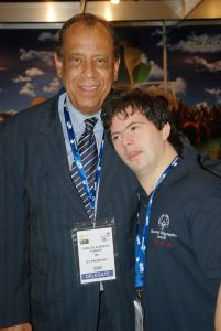 Carlos Alberto Torres, embaixador da Special Olympics Brasil