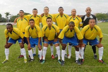 Brasil empata em sua estréia na Copa América Special Olympics de Futebol