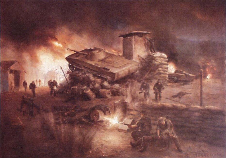 Image result for vietnam war THE BALLE OF LANG VEI