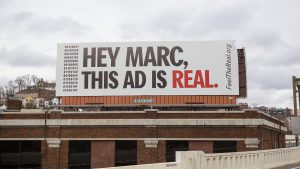 Feel the Real Marc