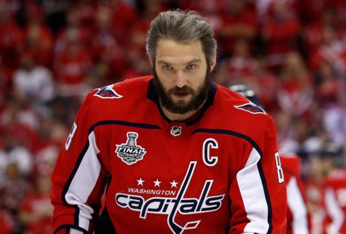 Game 5 of the 2018 NHL Stanley Cup Finals tonight is a potential closeout  contest for the Washington Capitals 1009c0c1f