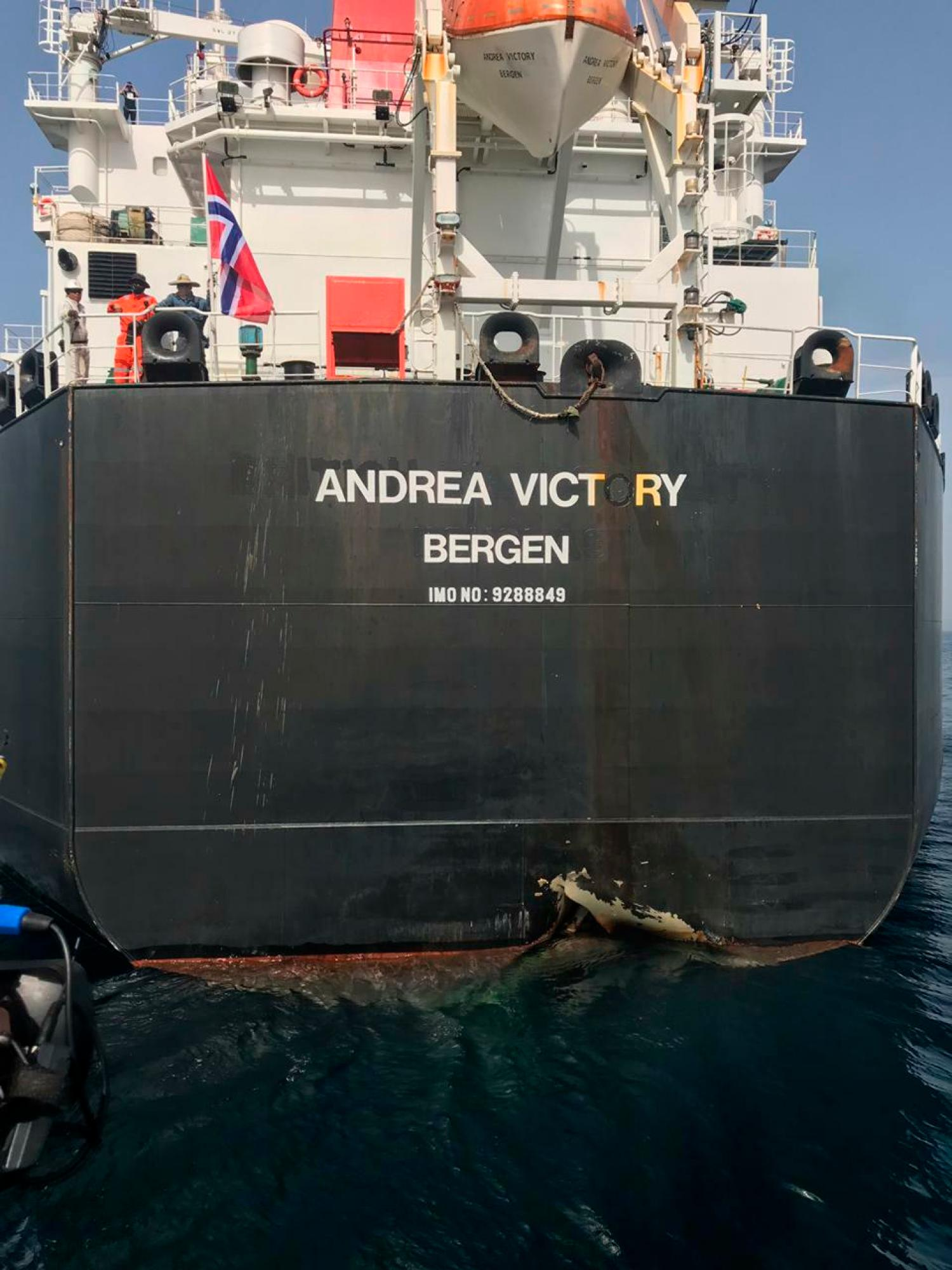 960x0 - After Tanker Sabotage, 'Armed Drones' Set Fire To Vital Saudi Oil Pipeline