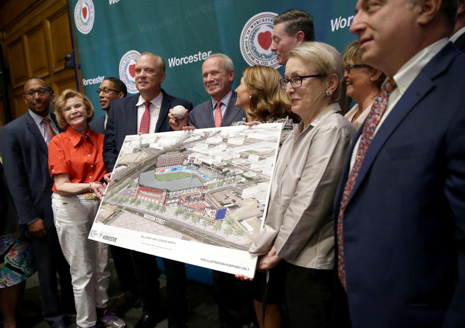 Pawtucket Red Sox Announce Move To Worcester