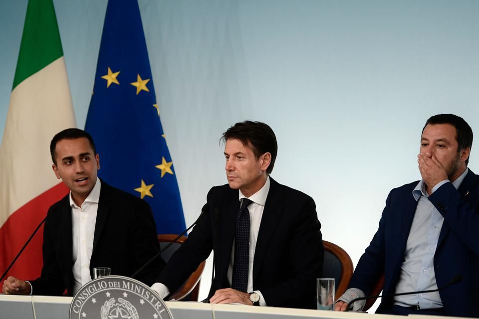 960x0 - Why ECB Sanctions Will Have Little Long-Term Effect On Debt-Ridden Italy