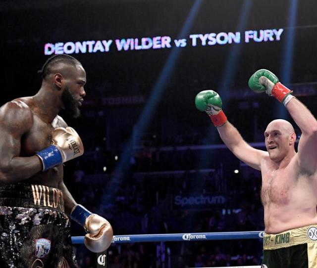 Early Bets That Provide Value For Deontay Wilder Vs Tyson Fury
