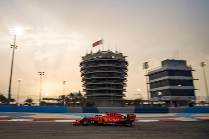The Bahrain 2020 Grand Prix will be the first Formula 1 race without spectators (ANDREJ ISAKOVIC / AFP via Getty Images)