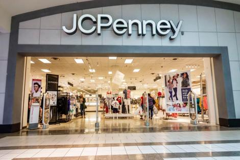 Miami, JC Penny Department Store, front entrance