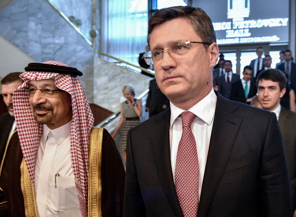 960x0 - Russia May Come Between OPEC Nations