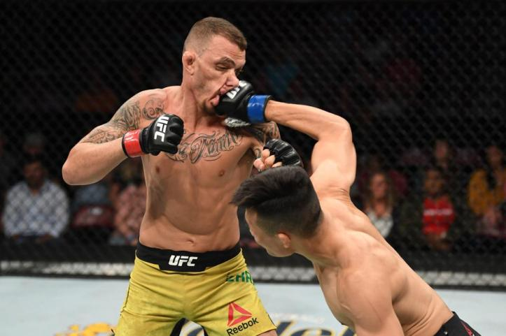 The Korean Zombie' Wants Title Shot After UFC Fight Night 154 Knockout Win