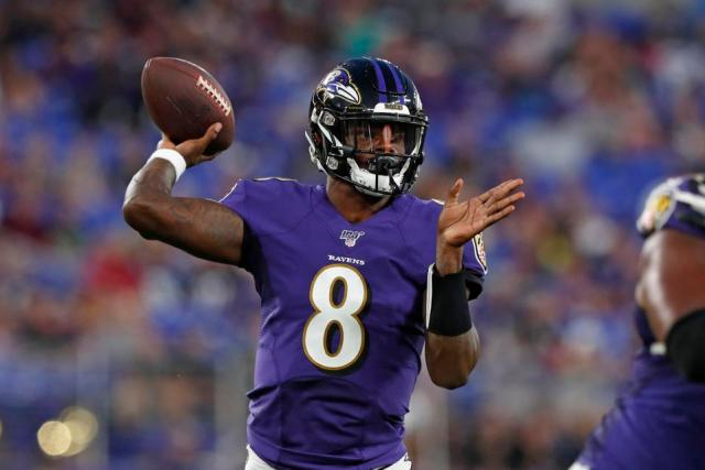 NFL Football Lamar Jackson