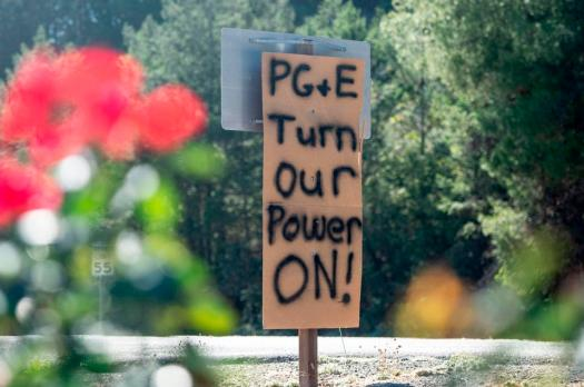 Do California's Blackouts Signal What's In Store For All Americans?