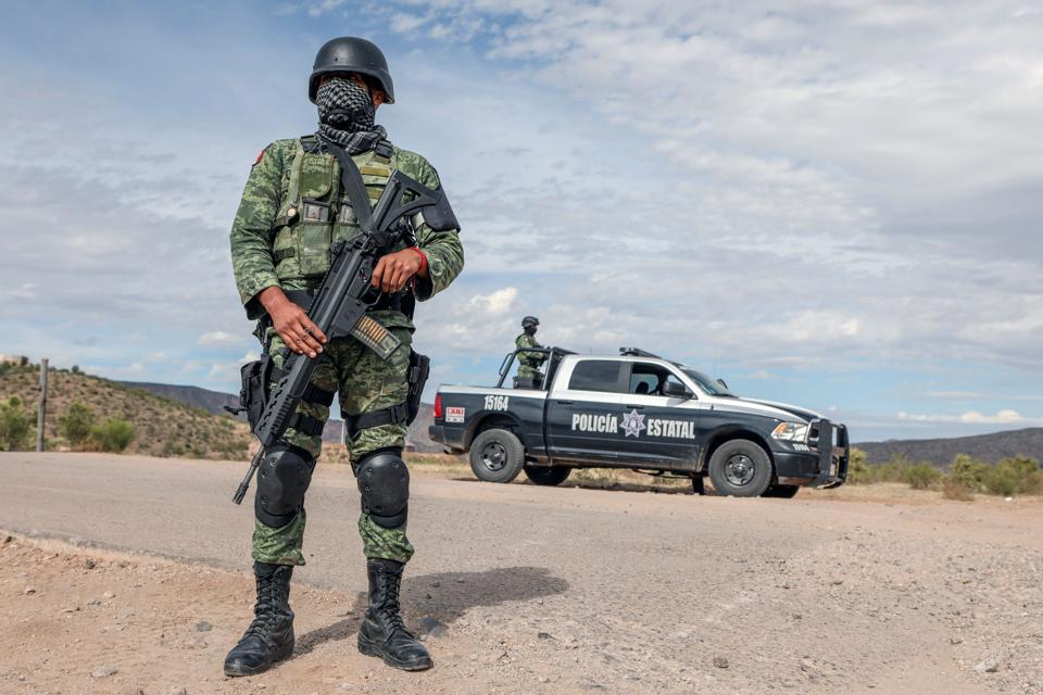 MEXICO-US-RELIGION-MORMON-ATTACK