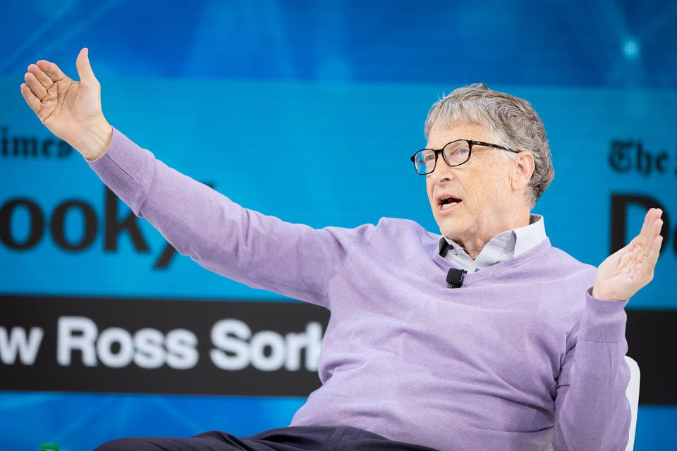 Bill Gates Is Now A Target Of COVID-19 Coronavirus Conspiracy Theories
