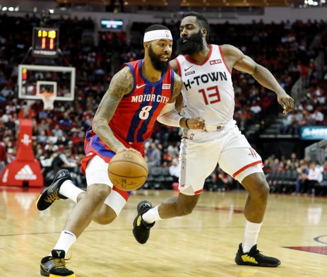 The Houston Rockets Should Target Markieff Morris