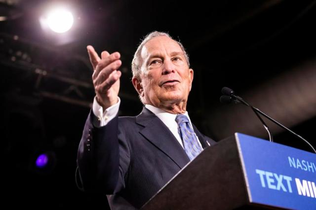 Bloomberg Spent More Than $1 Million On That Barrage Of Instagram Memes