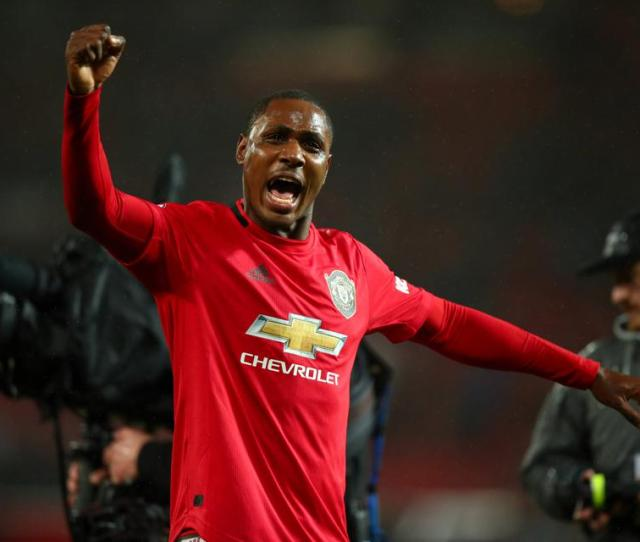 How Odion Ighalo Is Already Showing His Worth For Manchester United