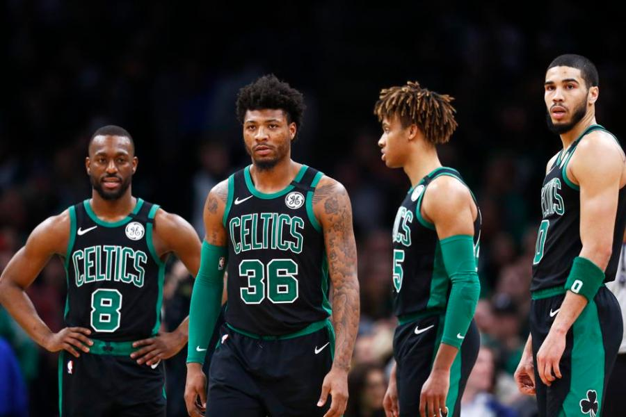 What Have The Boston Celtics Been Doing In Quarantine?