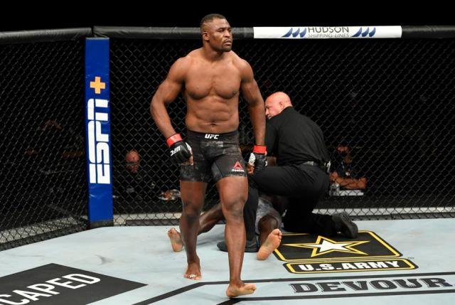 UFC 249 Results: Stats And Video Highlights For Francis Ngannou Vs ...