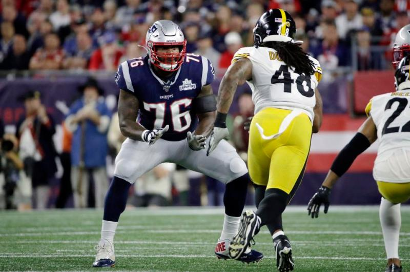 Patriots Ready To Welcome Back A 'Stronger Than He's Been' Isaiah Wynn