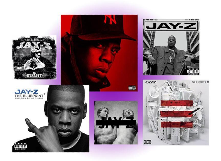 Jay-z-albums