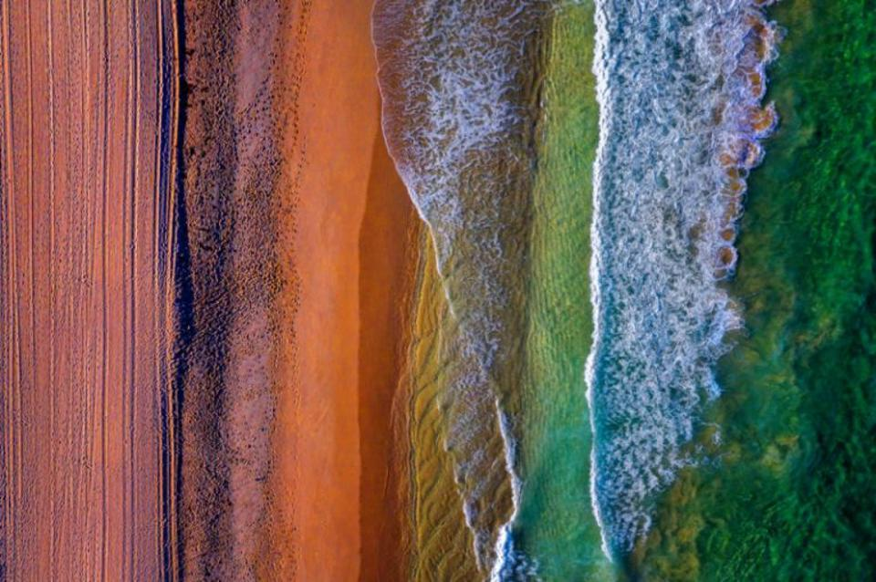 Drones Abstract