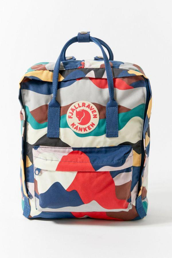 Fjallraven Kanken Art Series Backpack