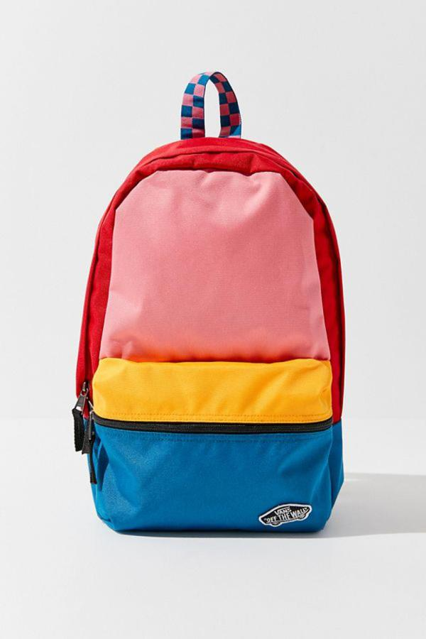 Vans Calico Patchwork Backpack