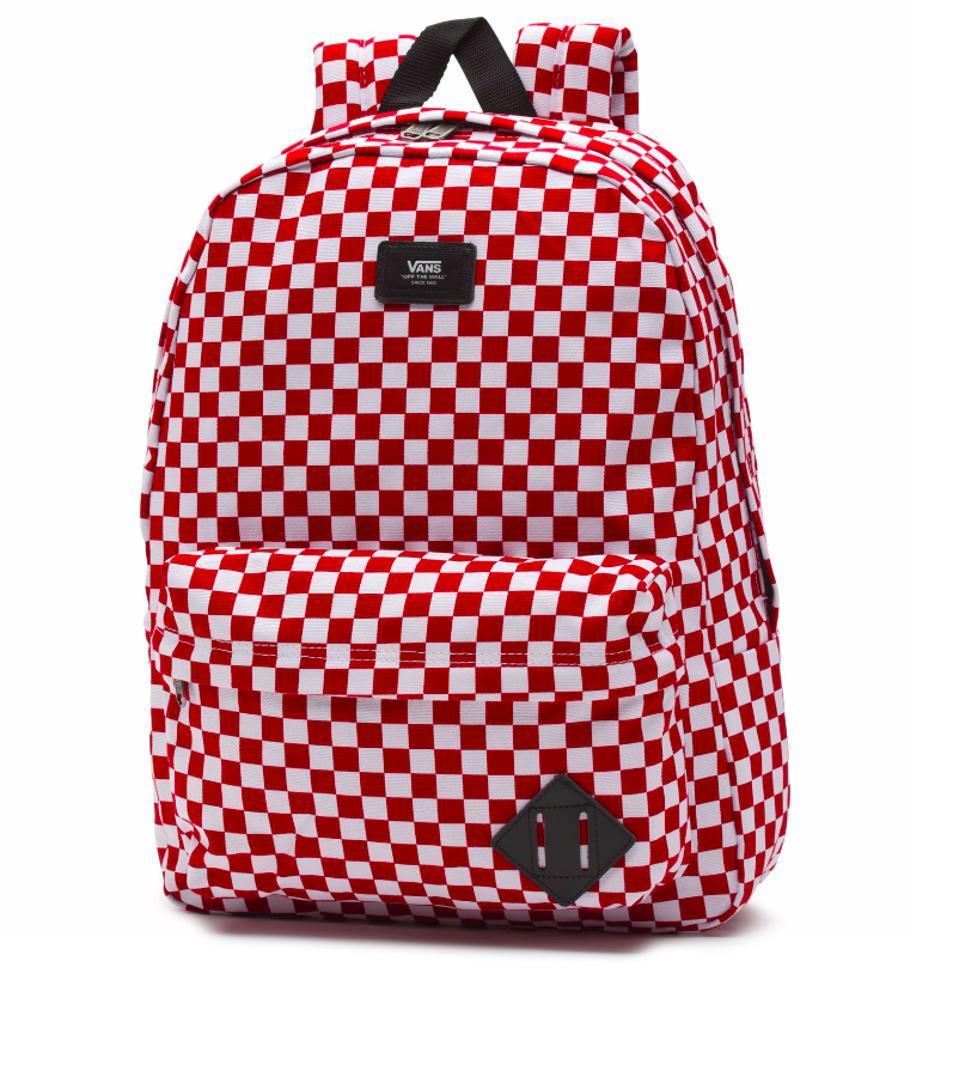 Old Skool Checkerboard Backpack