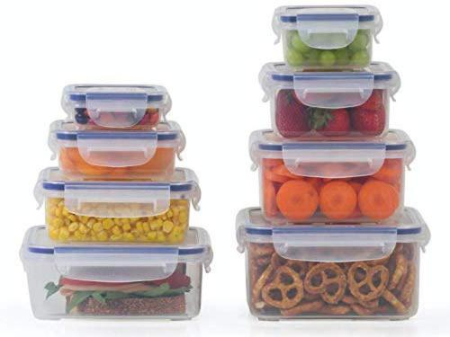 Popit! Plastic Food Storage Containers