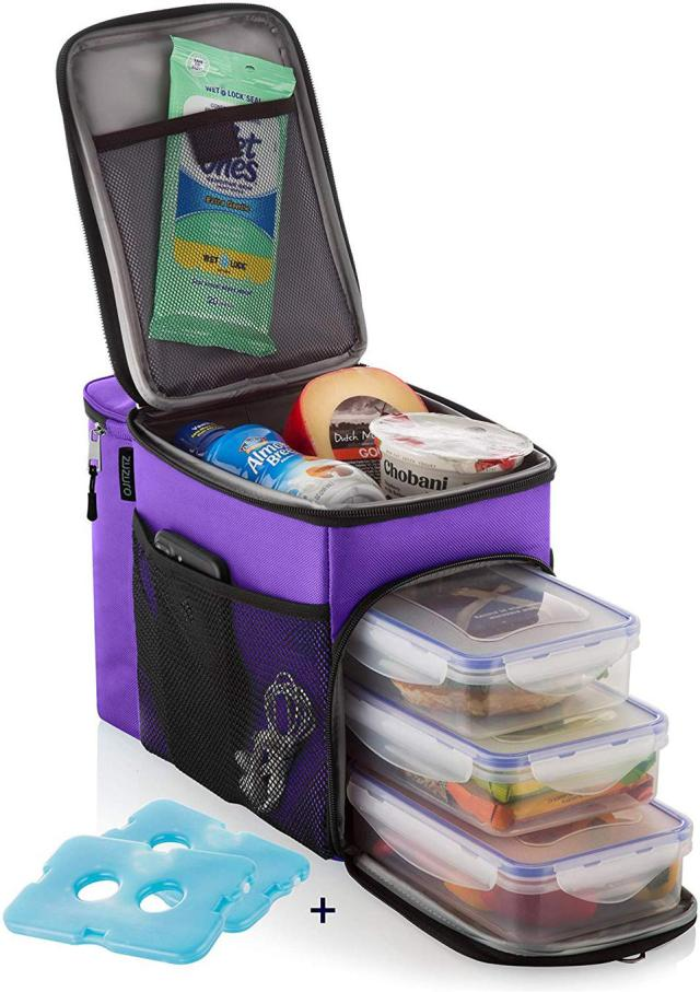 Zuzoro Insulated Cooler Lunch Box